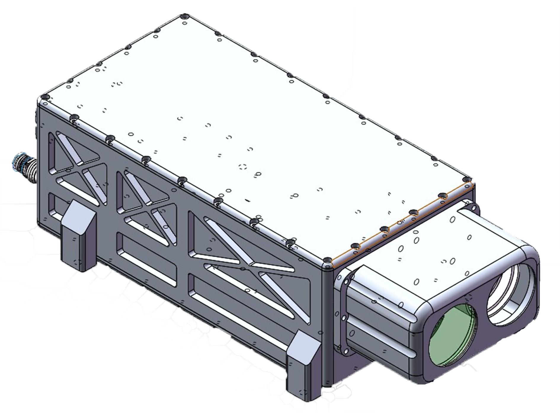 LDS-10157H远程高频加强型激光测距传感器